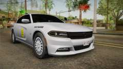 Dodge Charger 2015 Iowa State Patrol для GTA San Andreas