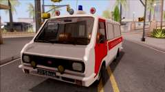 РАФ 22031 Скорая Помощь города Припять