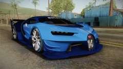 Bugatti Vision GT для GTA San Andreas