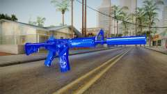 Dark Blue Weapon 2