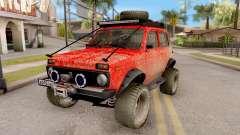 ВАЗ 2121 Нива Offroad для GTA San Andreas