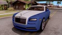 Rolls-Royce Wraith v2 для GTA San Andreas