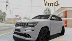 Jeep Grand Cherokee SRT 8 для GTA San Andreas