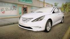 Hyundai Sonata 2013 для GTA San Andreas