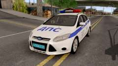 Ford Focus 3 Russisan Police