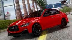 Infinity Q50 v1.5 для GTA San Andreas
