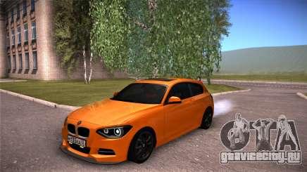 BMW M1 135i для GTA San Andreas