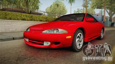 Mitsubishi Eclipse GSX 1995 Dirt IVF для GTA San Andreas