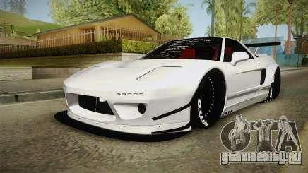 Honda NSX-R Rocket Bunny для GTA San Andreas