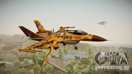 FNAF Air Force Hydra Freddy для GTA San Andreas