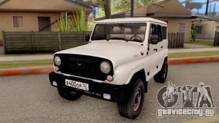 УАЗ Hunter для GTA San Andreas