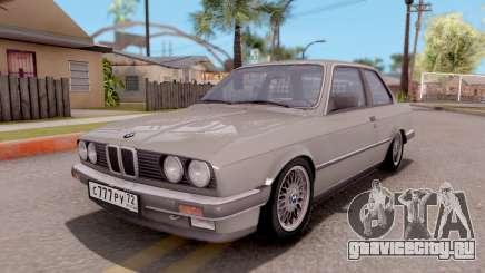 BMW E30 320i для GTA San Andreas