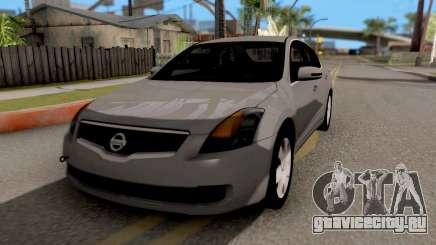 Nissan Altima 2009 для GTA San Andreas