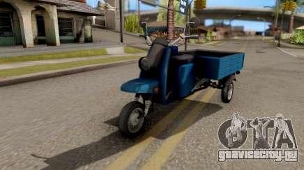 """Мотороллер """"Муравей"""" для GTA San Andreas"""