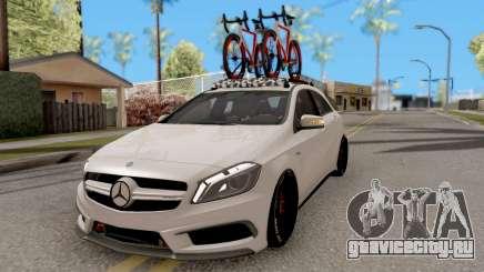 Mercedes Benz A45 AMG 2012 для GTA San Andreas