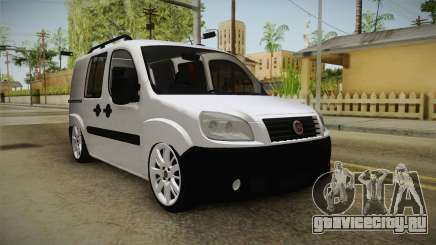 Fiat Doblo 2008 для GTA San Andreas