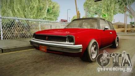Driver: PL - Rhapsody для GTA San Andreas