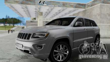 Jeep Grand Cherokee Limited для GTA San Andreas