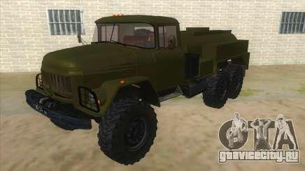 ЗИЛ-131 АРС-14 ЧАЭС для GTA San Andreas