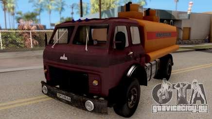 МАЗ 500 Цистерна для GTA San Andreas