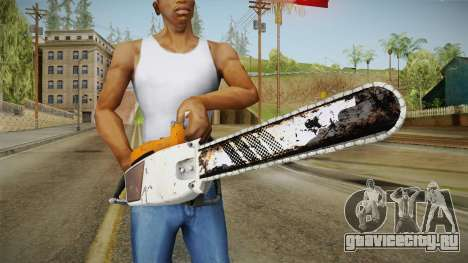 Chainsaw China Wind для GTA San Andreas