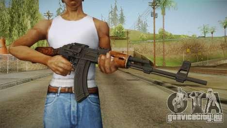 COD Advanced Warfare AK47 для GTA San Andreas третий скриншот