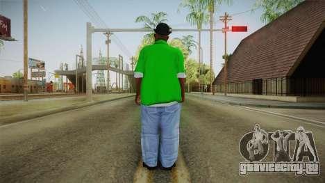 Новый Смоук для GTA San Andreas третий скриншот