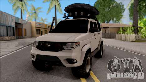 УАЗ Patriot Off-Road для GTA San Andreas