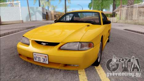 Ford Mustang GT 1993 для GTA San Andreas