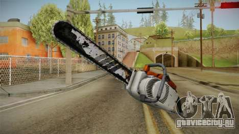 Chainsaw China Wind для GTA San Andreas второй скриншот