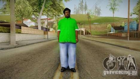 Новый Смоук для GTA San Andreas второй скриншот