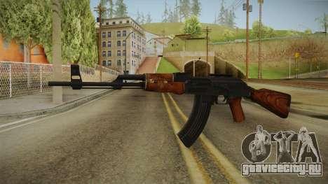 COD Advanced Warfare AK47 для GTA San Andreas