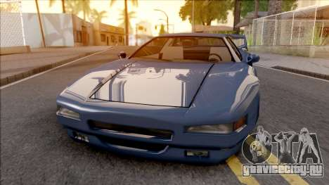 BlueRay's Infernus-C для GTA San Andreas