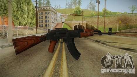 COD Advanced Warfare AK47 для GTA San Andreas второй скриншот