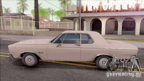 Plymouth Belvedere 1965 для GTA San Andreas вид слева