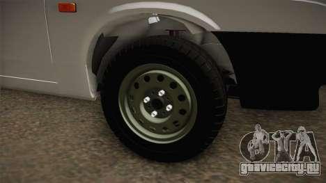 ВАЗ 21099 Сток для GTA San Andreas вид сзади