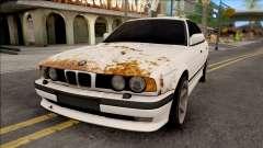 BMW 5-er E34 для GTA San Andreas
