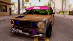 "ВАЗ 2101 ""Боевая Классика"" для GTA San Andreas"