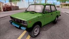ВАЗ 2106 GTA Style