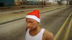 Красная шапка Санты Клауса