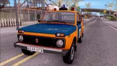 ВАЗ-2121 Нива Милиция СССР