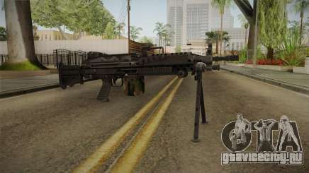 M249 Light Machine Gun для GTA San Andreas