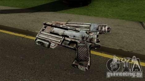 Pistol Fallout 3 для GTA San Andreas