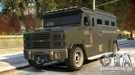 Riot Non ELS для GTA 4