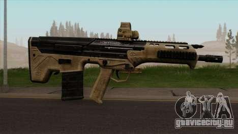 Micro Dynamic Rifle для GTA San Andreas