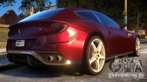 Ferrari FF для GTA 4