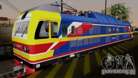 Hitachi 4516 Electric Locomotive (Thailand) для GTA San Andreas
