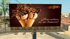 Креативная реклама для GTA San Andreas