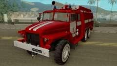 Урал 375 V2.0 для GTA San Andreas