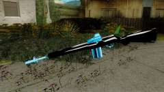 Rifle Fulmicotone для GTA San Andreas